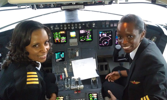 Look Whos Flying Now | Tadesse and Lugemwa